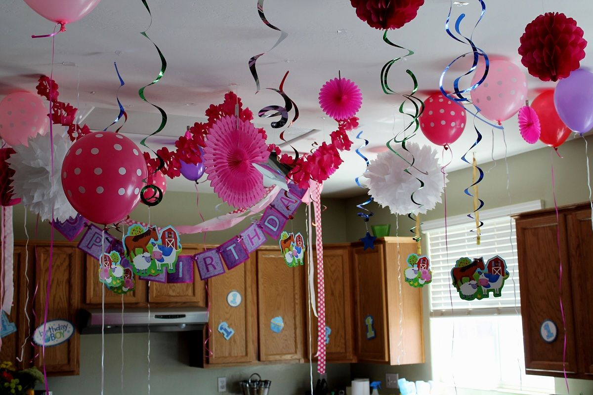 Best Happy Birthday Decoration Ideas For Home Images Happy This Month