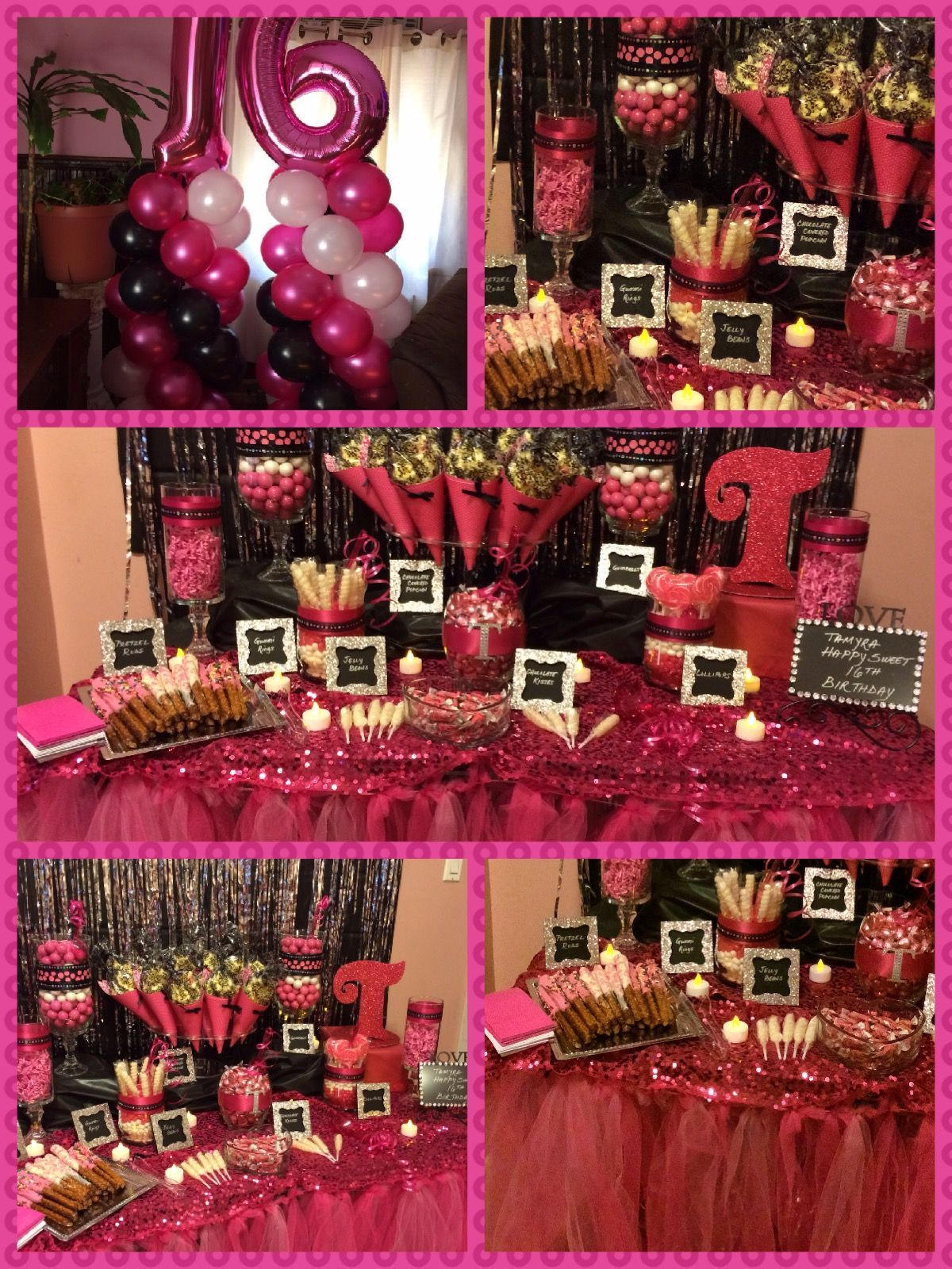 Best By Angie S Special Events And Balloons Sweet 16 Party This Month