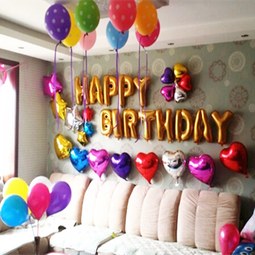 Best Birthday Party Decorations At Home Birthday Decoration This Month