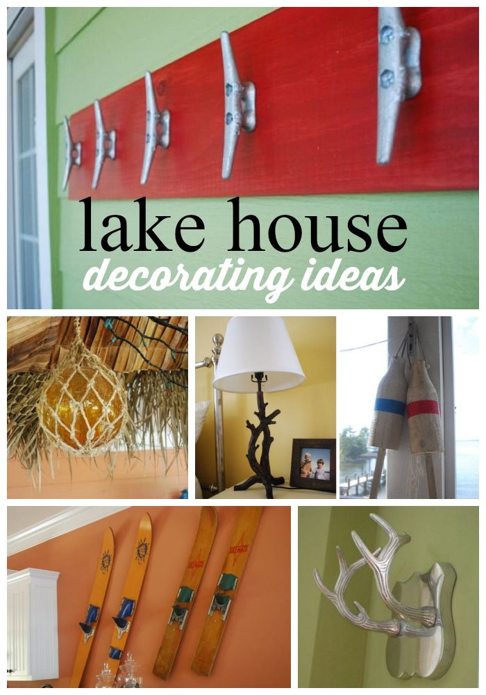 Best Lake House Decor Ideas To Decorate A Lake House On A This Month