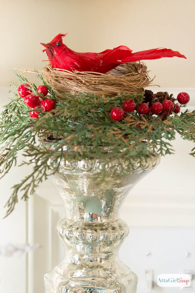 Best Winter Is For The Birds Wishful Foyer Decorating Diy This Month