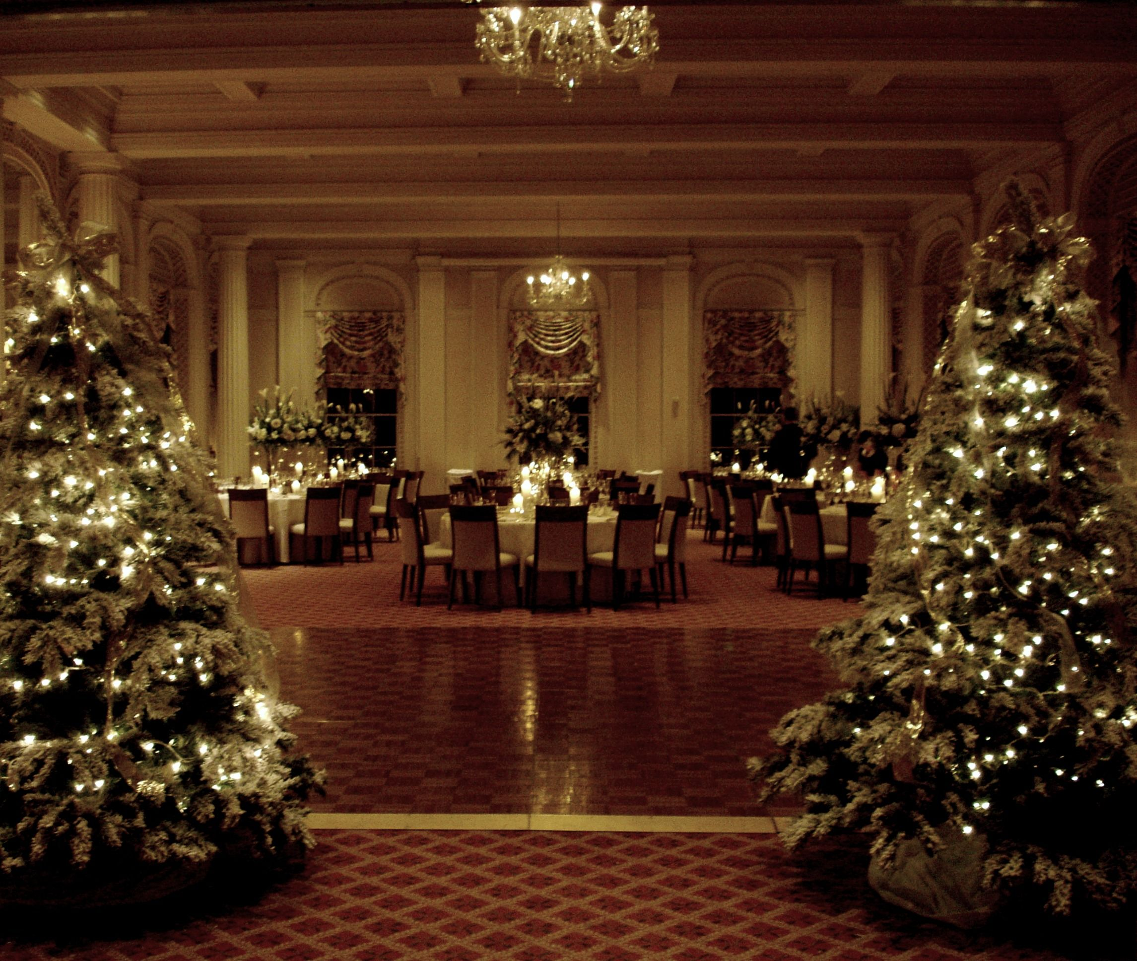 Best Winter Is A Wonderful Time For A Wedding Ballroom This Month