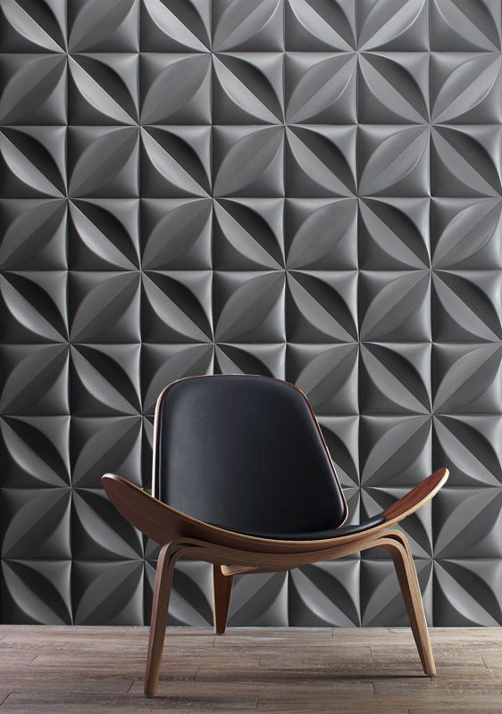 Best 25 Creative 3D Wall Tile Designs To Help You Get Some This Month