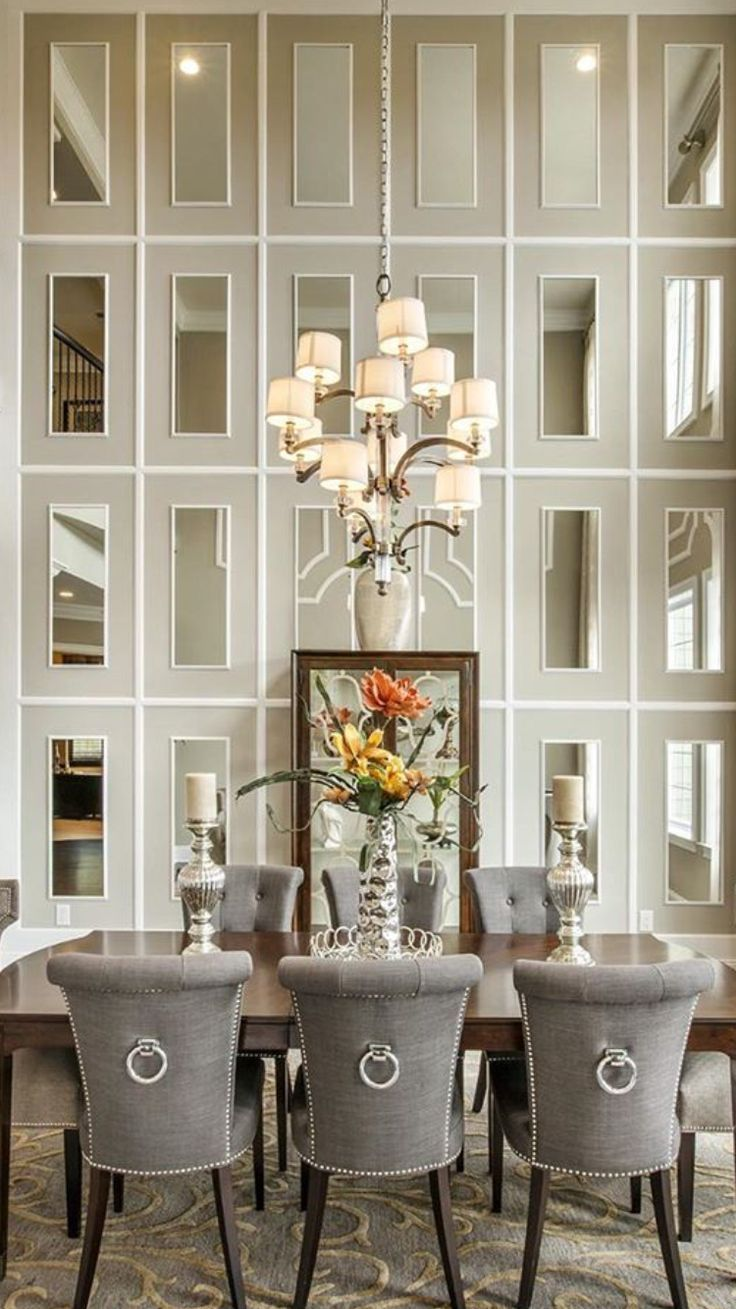 Best 19 Graceful Dining Room Designs To Serve You As This Month