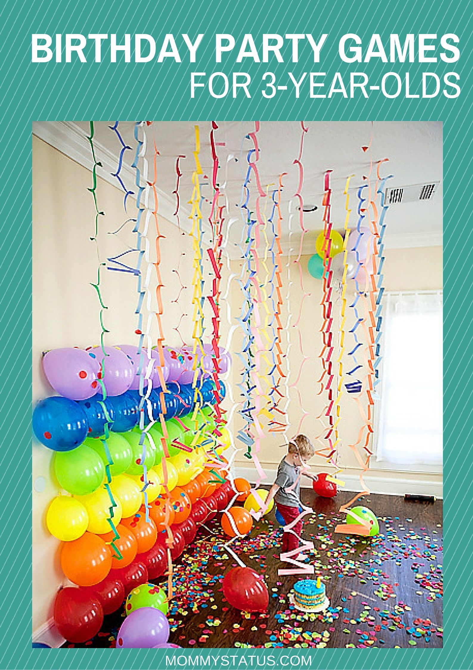 Best Birthday Party Games Twins 3Rd Birthday Party In 2019 This Month