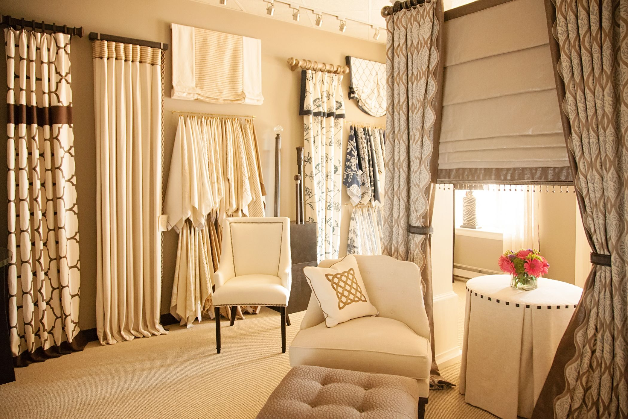Best Inspiring Window Treatment Ideas Our Showroom Drapery This Month