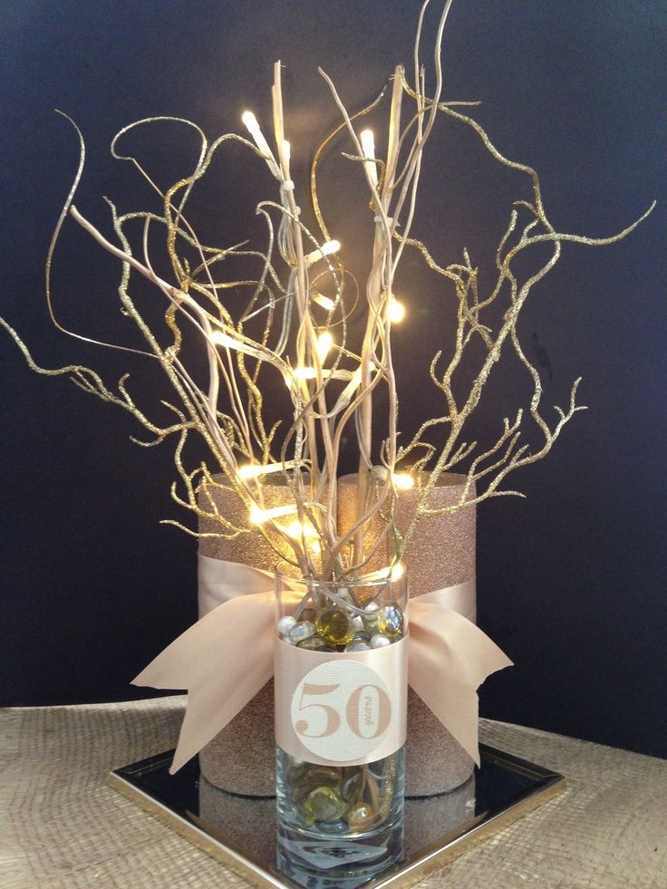 Best 50Th Anniversary Centerpieces Anniversary 50Th Final This Month