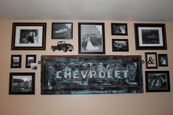 Best Chevrolet Truck Tailgate Wall Art Car Themed Stuff In This Month