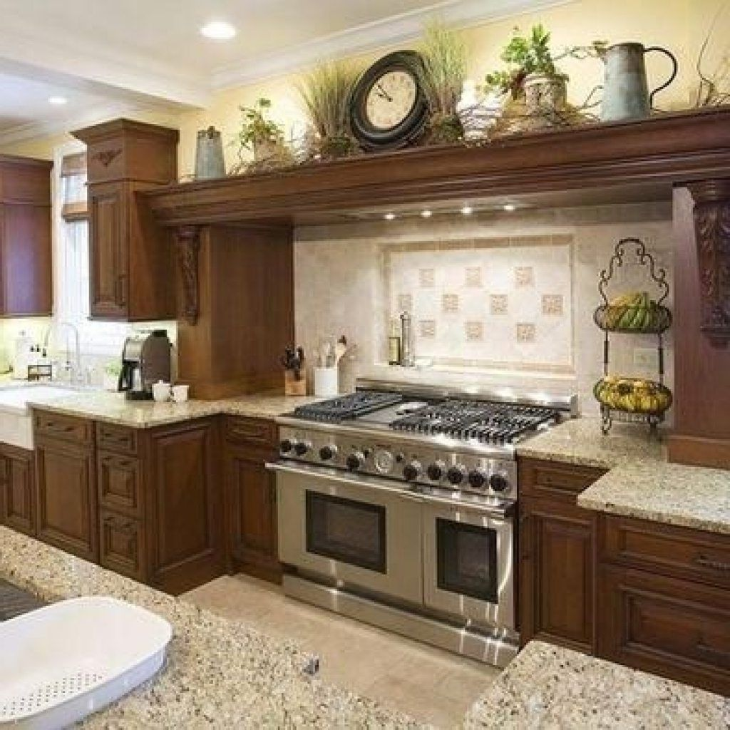Best Above Kitchen Cabinet Decor Ideas Kitchen Design Ideas This Month