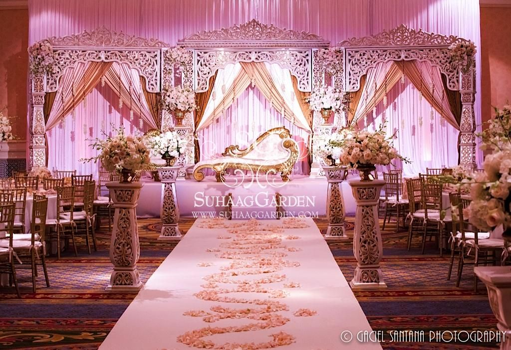Best Event Decor Event Design Florida Indian Wedding This Month