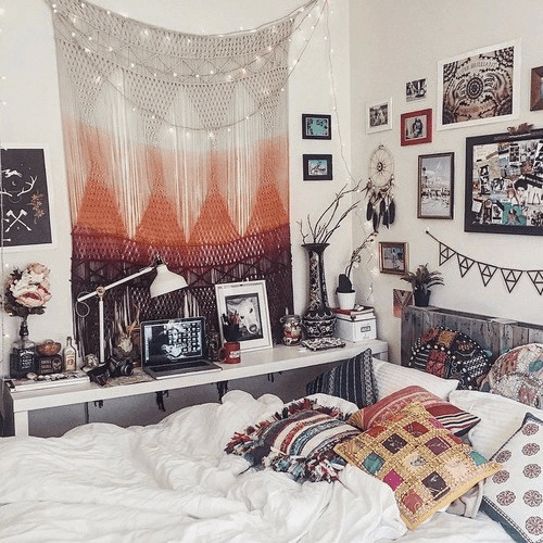 Best Badass Bedrooms Home Diy In 2019 Boho Room Tumblr This Month