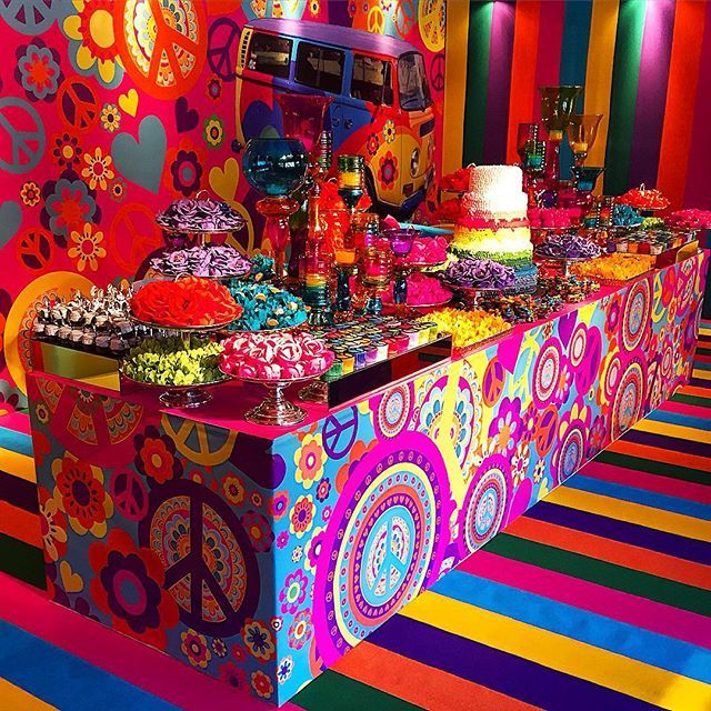 Best 60 S Theme Party Groovy … Gift Ideas 70S Party 60S This Month