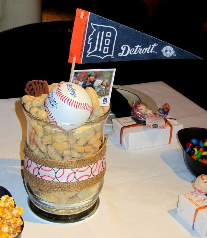Best Baseball Themed Centerpieces Ideas Baseball Themed Baby This Month