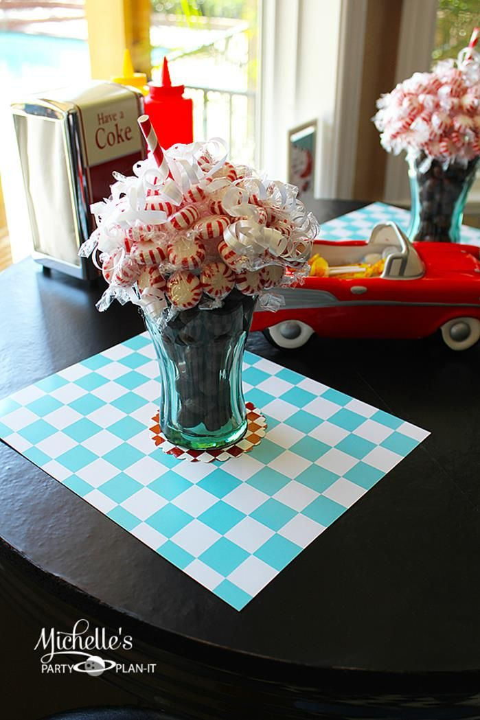 Best Retro 1950 S Dad S Diner Father S Day Party Planning Ideas This Month