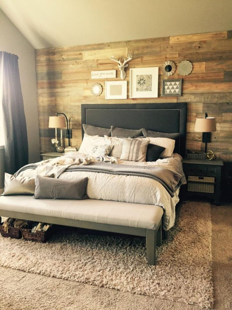 Best Pin By Hd Ecor On Bedroom Decor Rustic Master Bedroom This Month