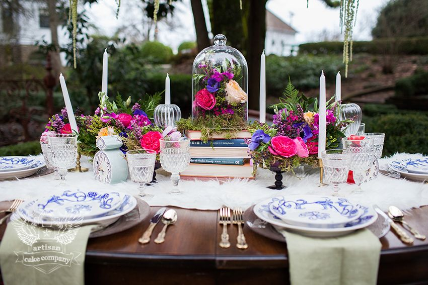 Best Alice In Wonderland Garden Wedding Inspiration Alice This Month