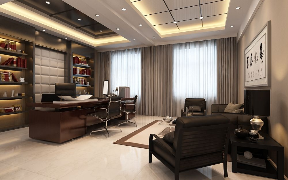 Best Top 10 Luxury Home Offices Library Study Executive This Month