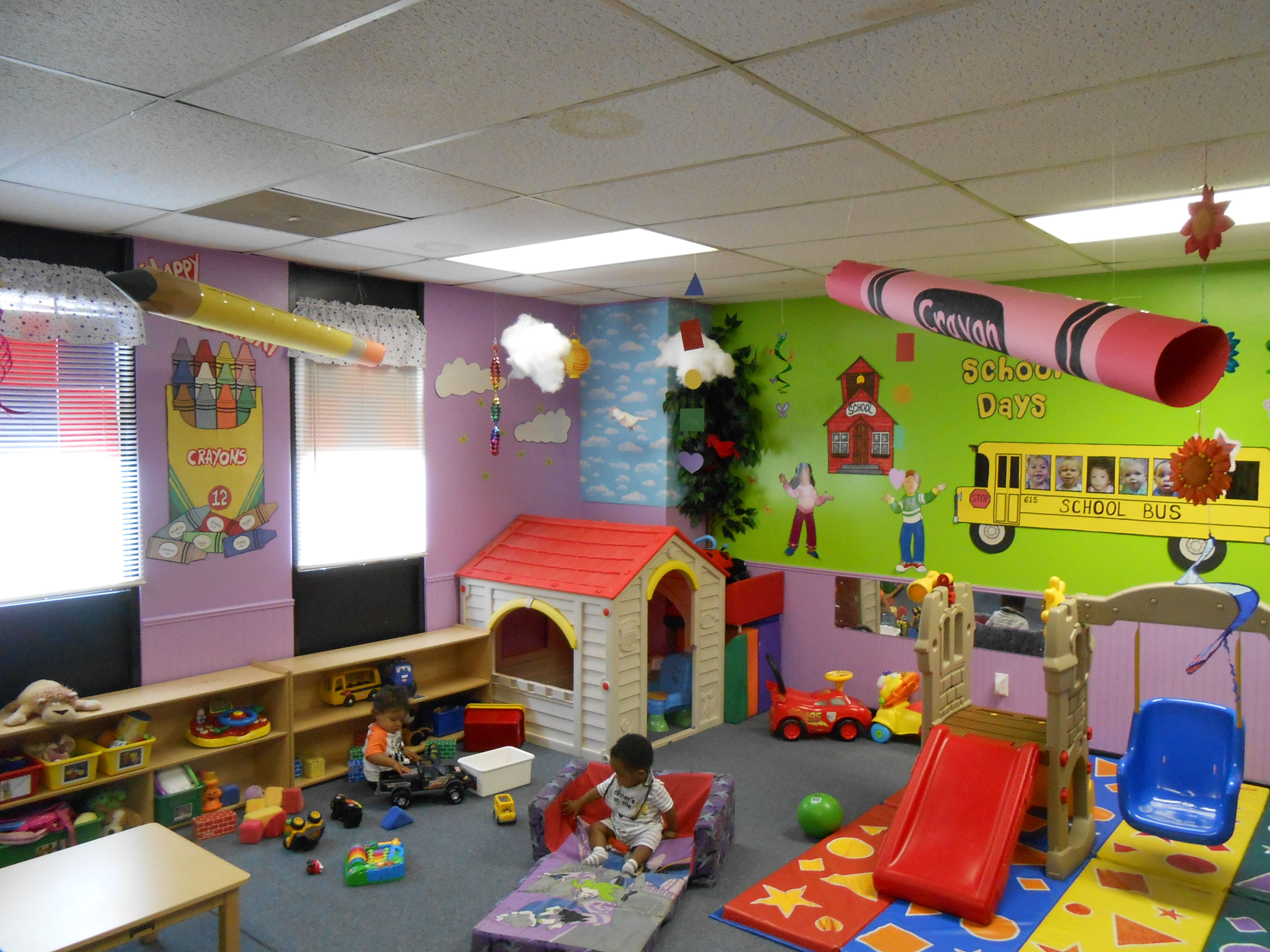 Best Back To School Theme 3D Objects From Ceiling Toddler This Month