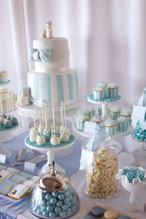 Best Blue Christening First Birthday Party Planning Ideas This Month