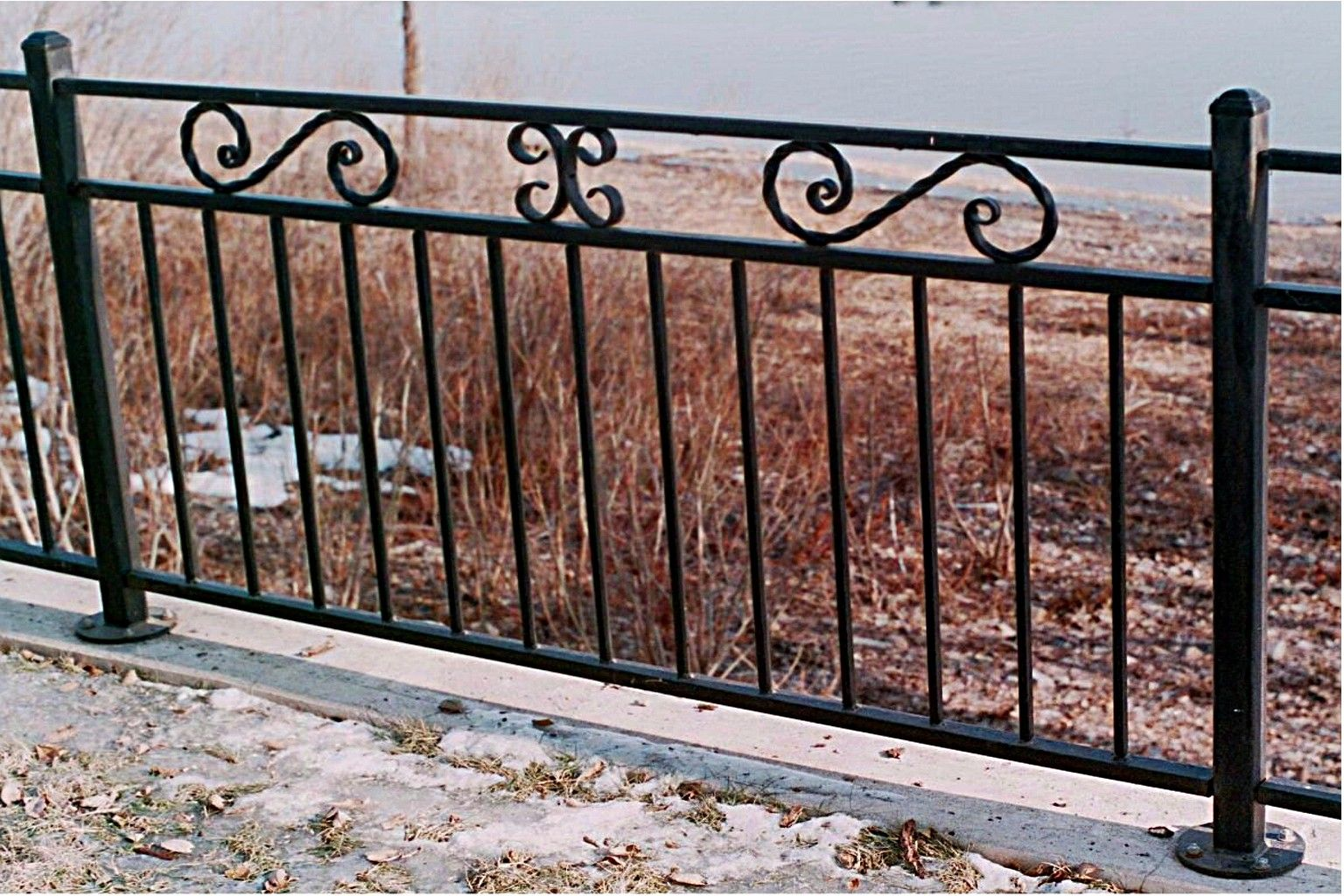 Best Wrought Iron Fence Ideas Custom Ornamental Iron For Home This Month