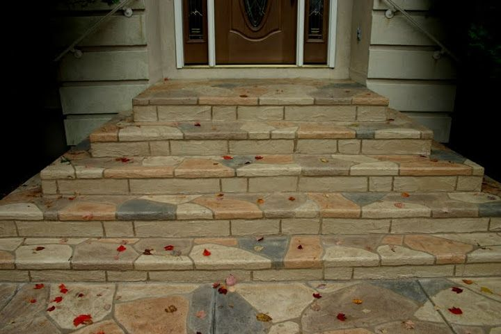 Best East Cobb Overlay Sidewalk And Steps All American This Month