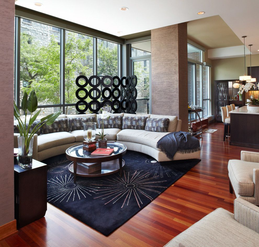 Best Brazilian Walnut Flooring Living Room Contemporary With This Month
