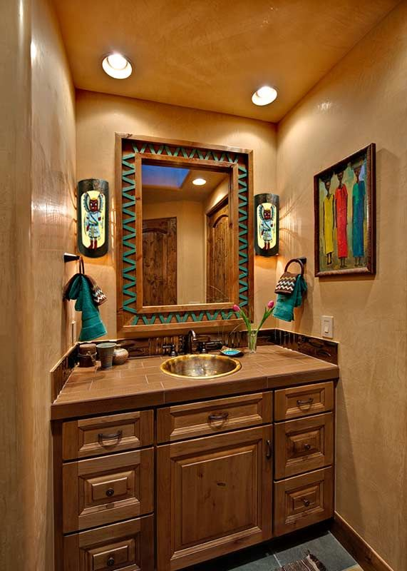 Best Western Bathroom Inspiration Stylish Western Home This Month