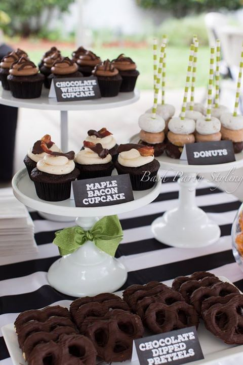 Best 50Th Birthday Party Ideas For Men Dessert Table This Month