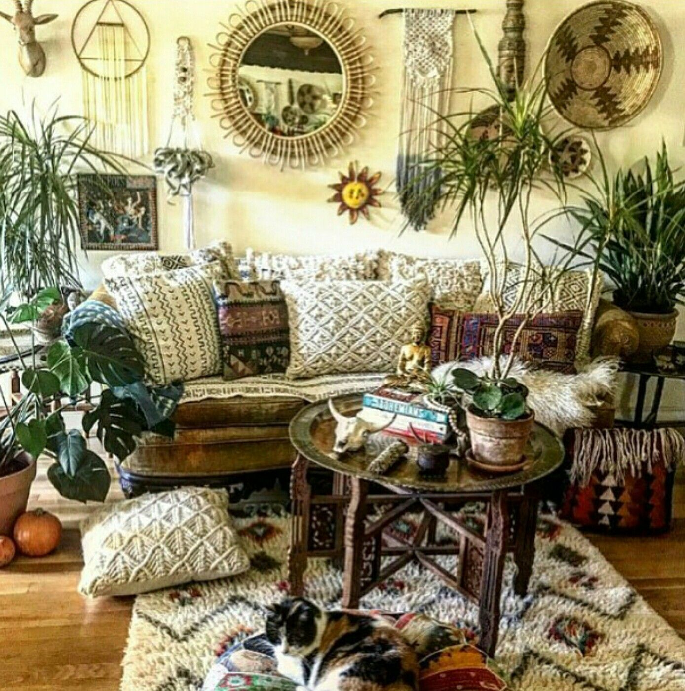 Best Love All The Finer Details A Bohemian Home Inspiration This Month