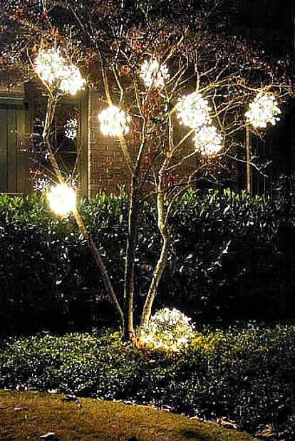 Best 50 Outdoor Christmas Decorations That Ll Get You Feeling This Month