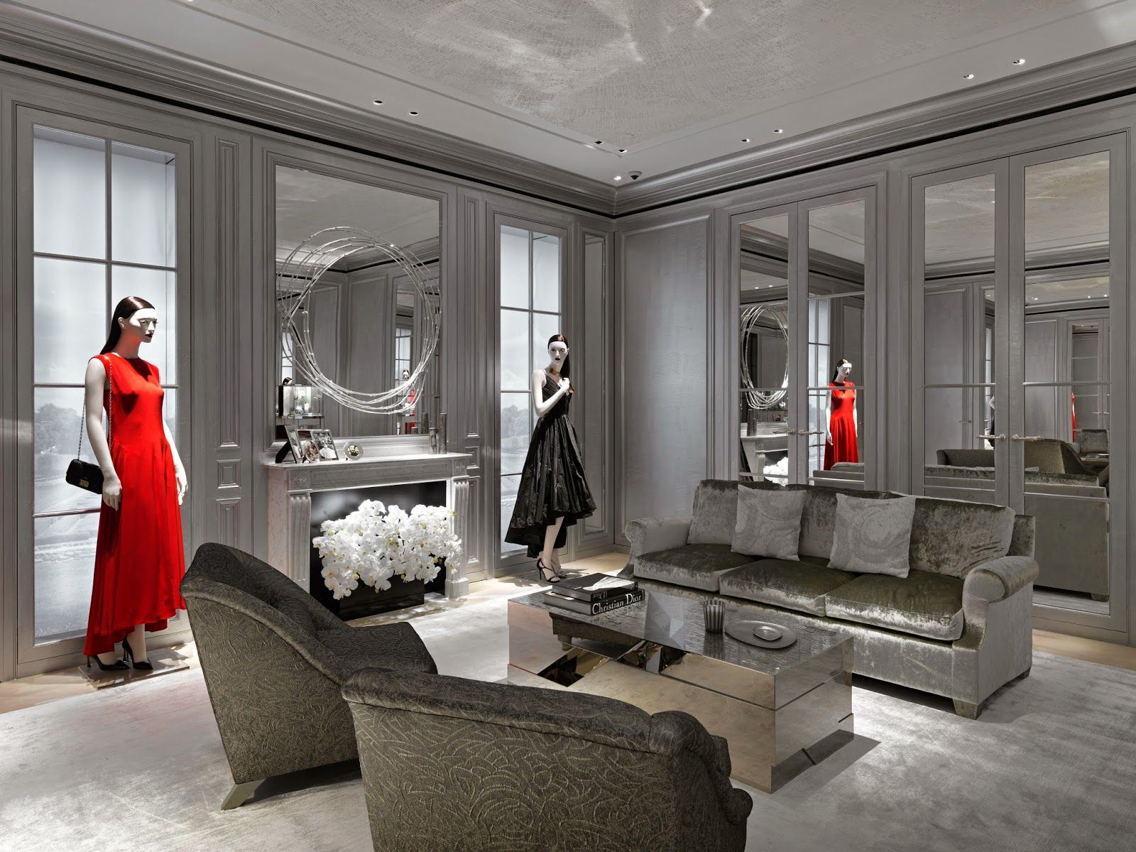 Best Dior Boutique Interior Google Search Wood Spring This Month