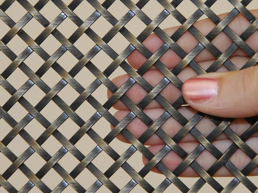Best Decorative Metal Mesh Panels Flat Wire Mesh Panels For This Month