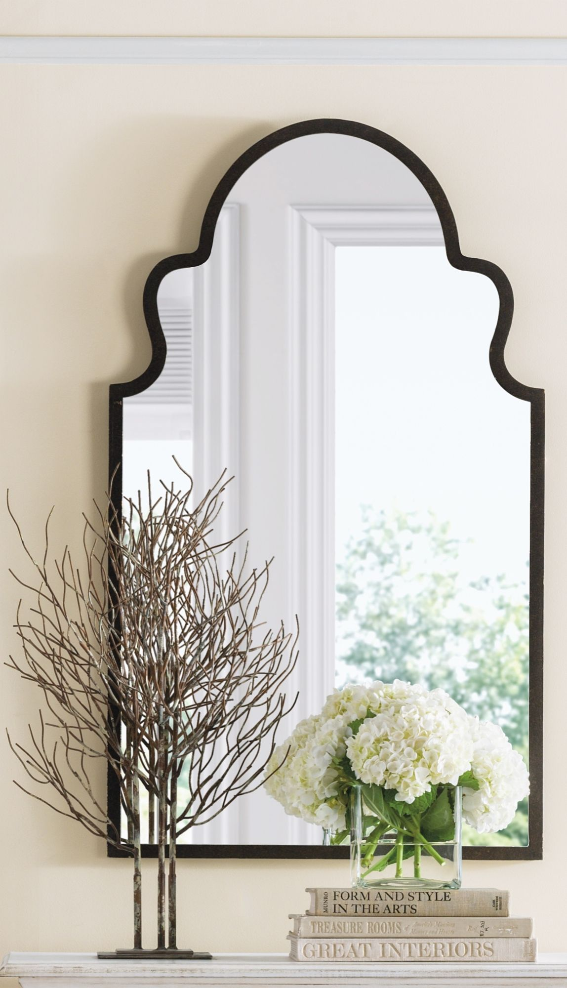 Best Add Extra Light To Any Room With Our Arched Mirror That This Month