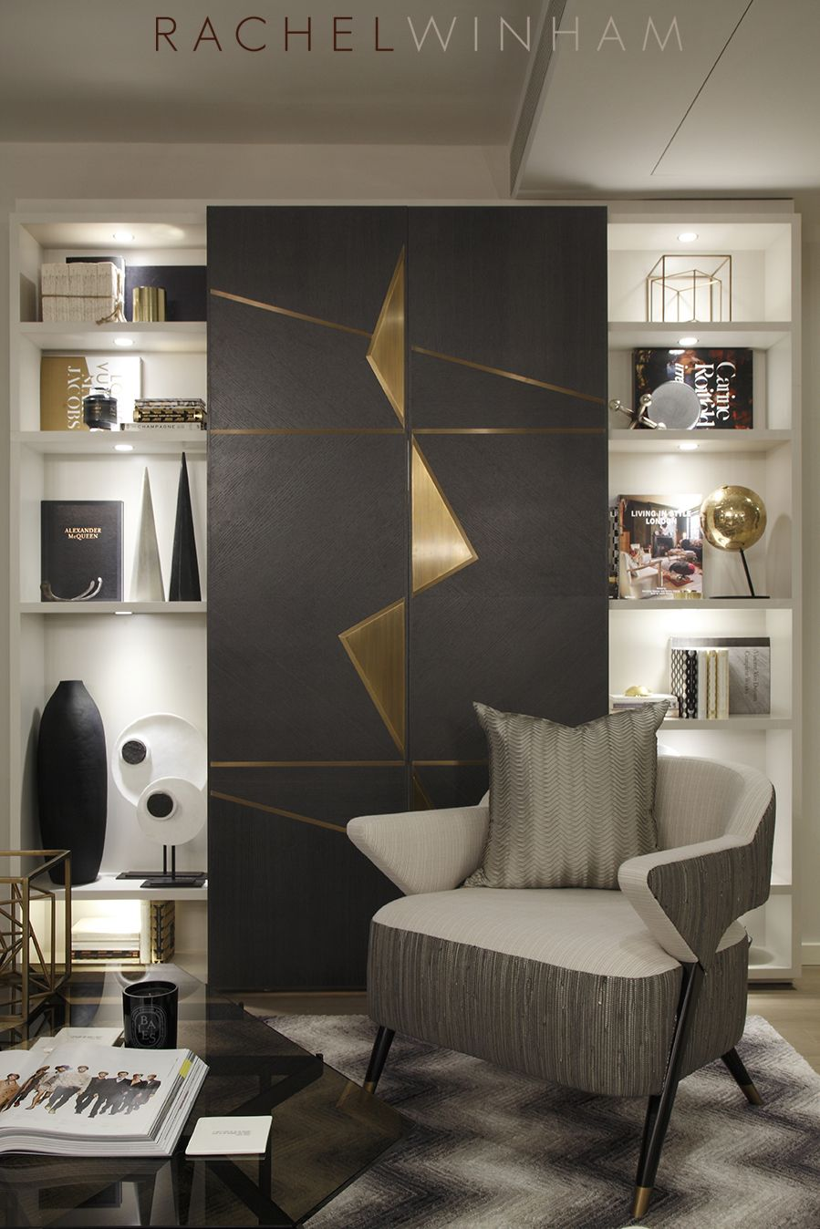 Best Tv Joinery Designed By Rachel Winham Interior Design For A This Month