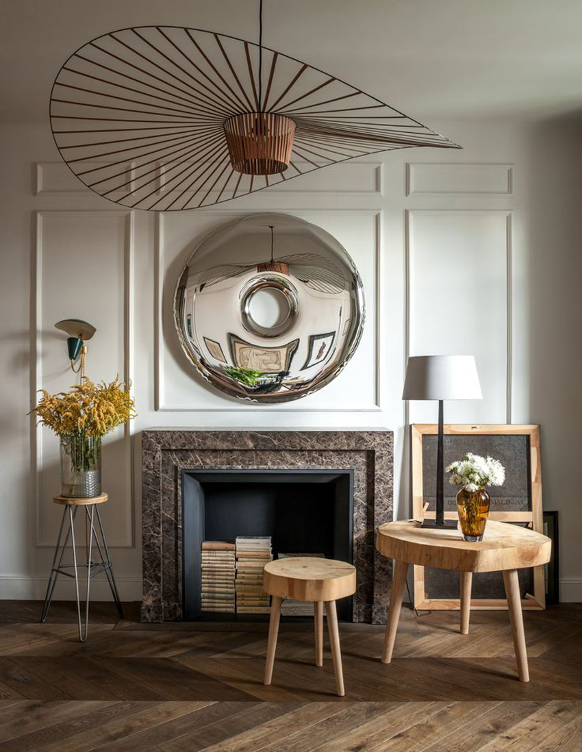 Best 1930S Warsaw Apartment Renovation By Colombe Design This Month