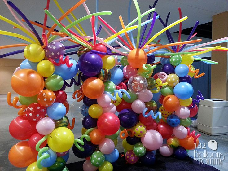Best Creative Ways To Decorate With Balloons Without Helium This Month