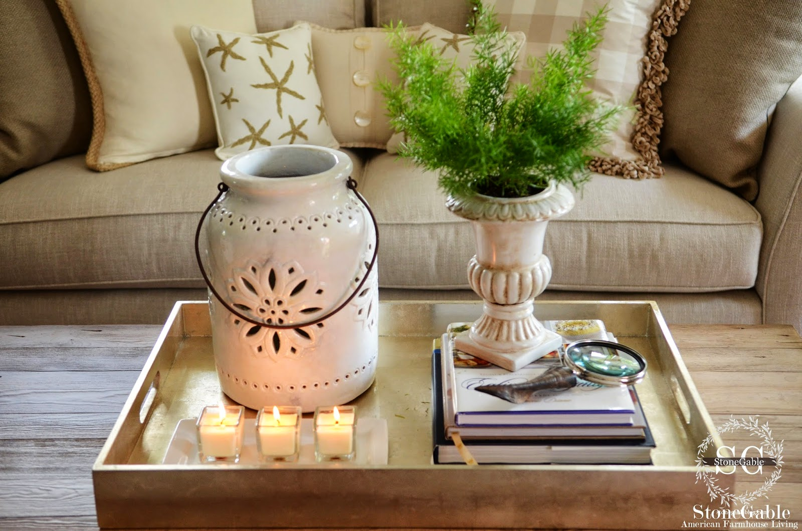 Best 5 Tips To Style A Coffee Table Like A Pro Stonegable This Month