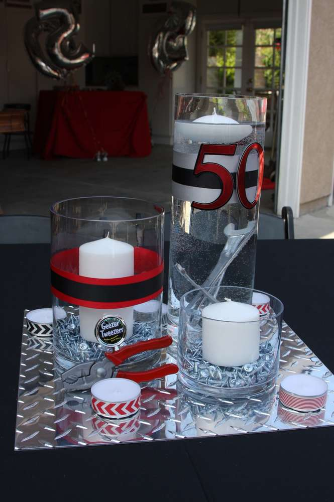 Best Decorations For A Man S 50Th Birthday Party This Month