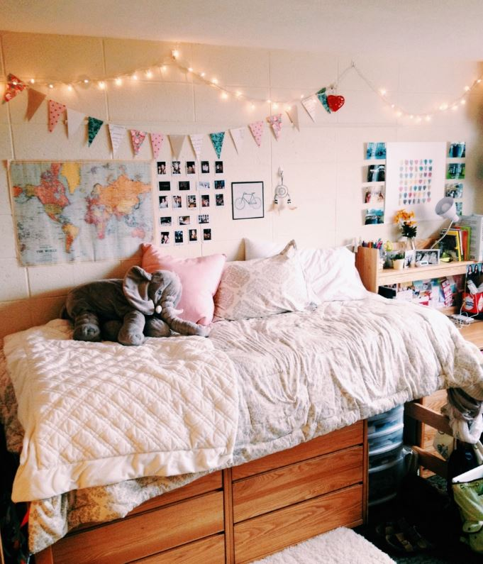 Best How To Decorate Your Dorm Walls Without Causing Damage This Month