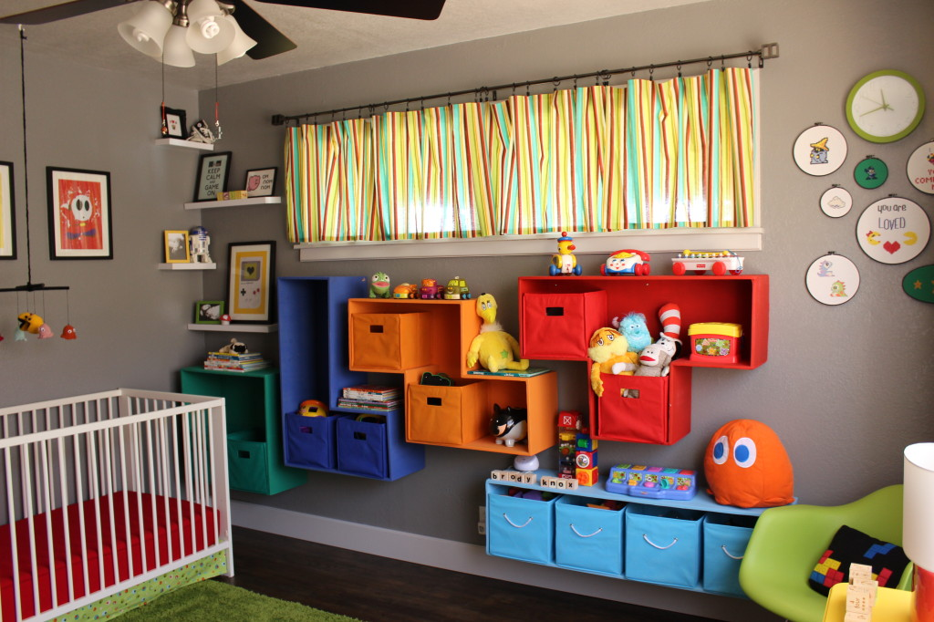 Best Brody S Nintendo Nursery Project Nursery This Month