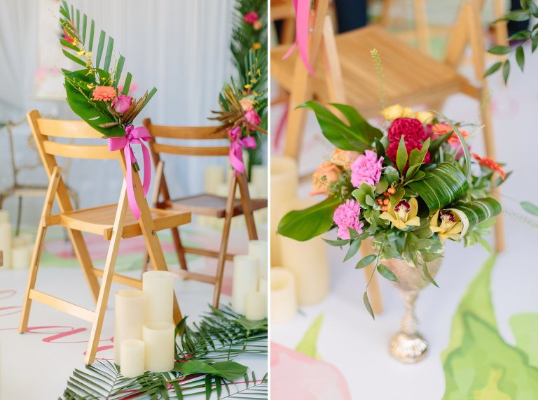Best Tropical Themed Wedding Inspiration Featured On Black This Month