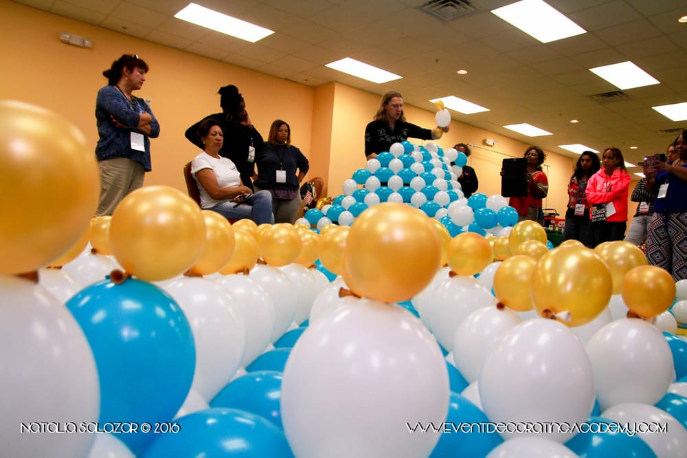 Best Balloon Decorating Class Event Decorating Academy This Month