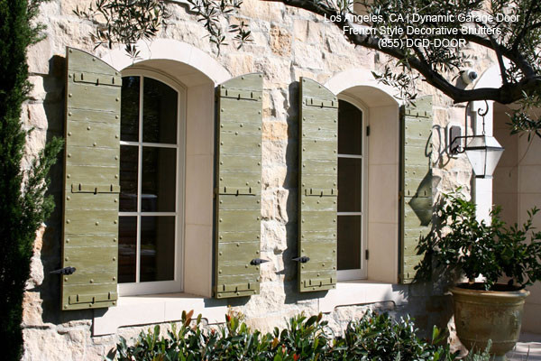 Best Custom Crafted Architectural Decorative Window Shutters This Month