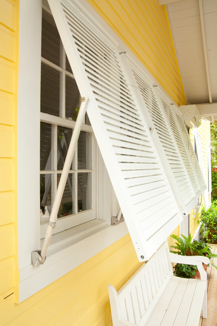 Best Bahama Impact Storm Decorative Shutters Tropical This Month