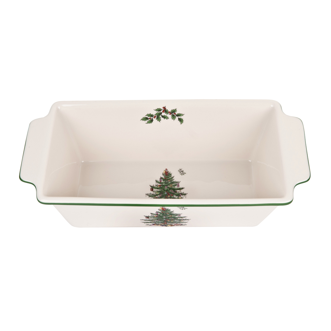 Best Spode Christmas Tree Loaf Pan 30 You Save 30 00 This Month