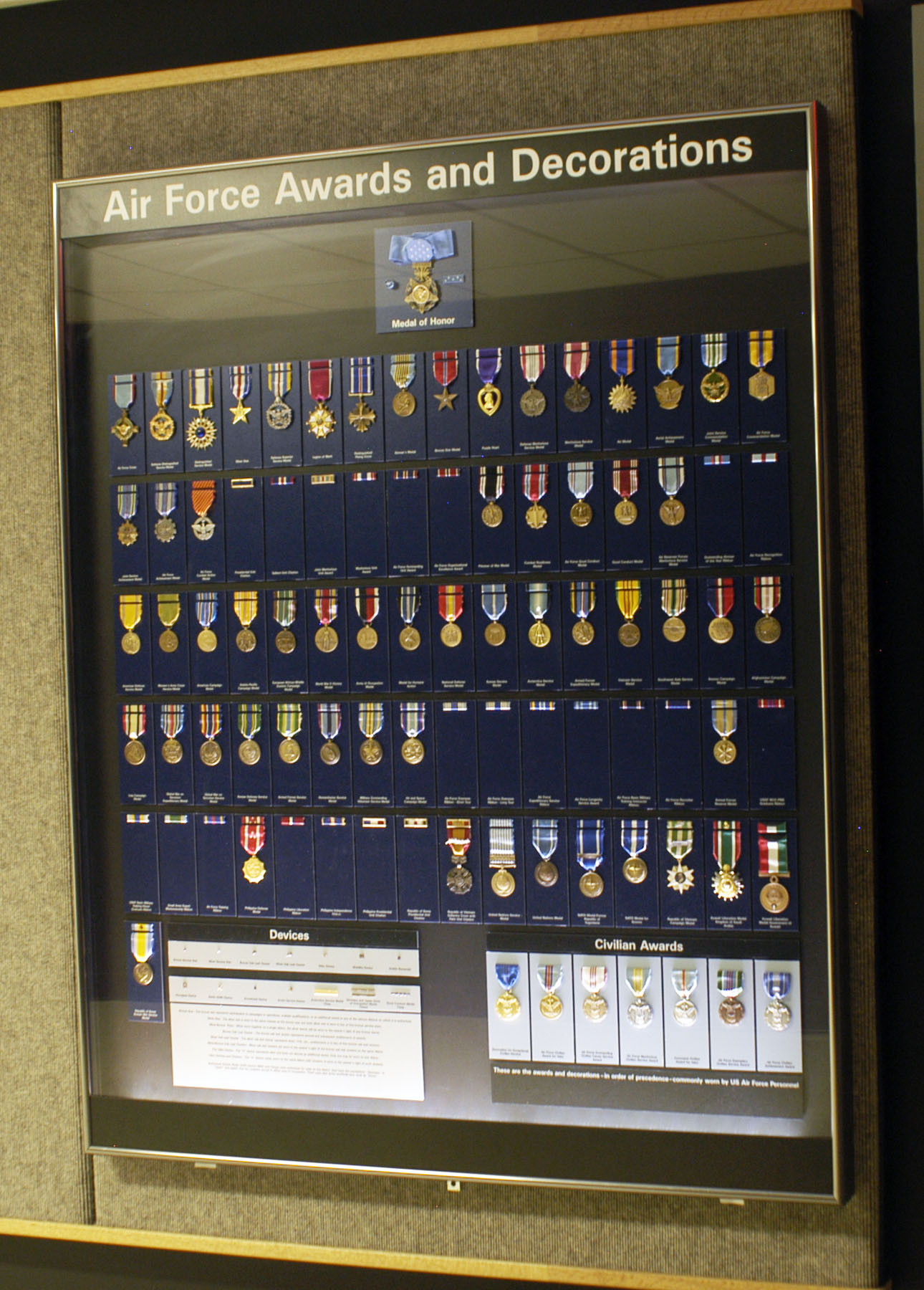 Best Usaf Awards And Decorations National Museum Of The Us This Month
