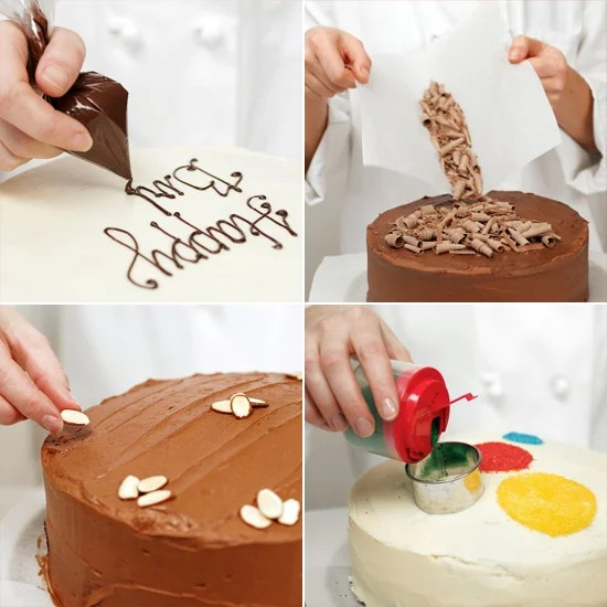 Best Easy Cake Decorating Ideas Popsugar Food This Month