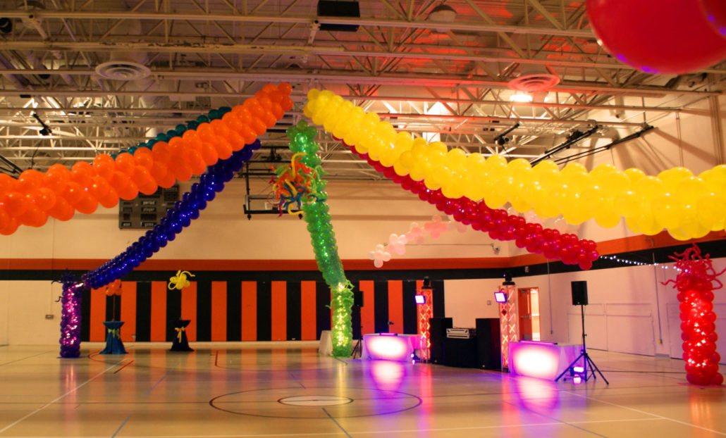 Best School Gyms – Party Harty Naples Event Decorating Company This Month