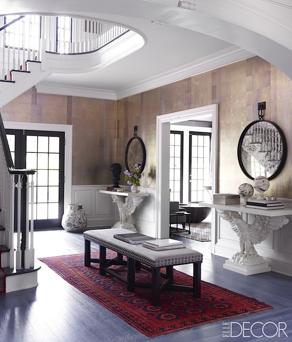 Best 1St Peek Thom Filicia Does Greenwich In Elle Decor This Month