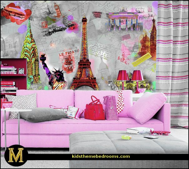 Best Decorating Theme Bedrooms Maries Manor Travel Theme This Month